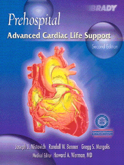 Prehospital Advanced Cardiac Life Support, 2nd Edition