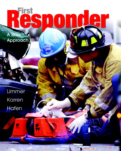 First Responder: A Skills Approach, 7th Edition