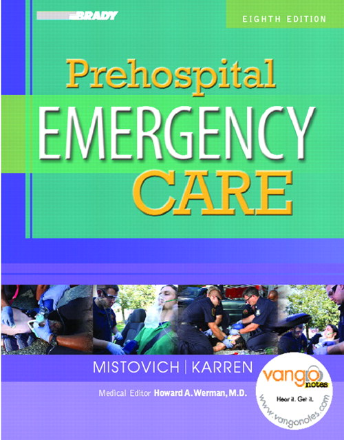 Prehospital Emergency Care, 8th Edition
