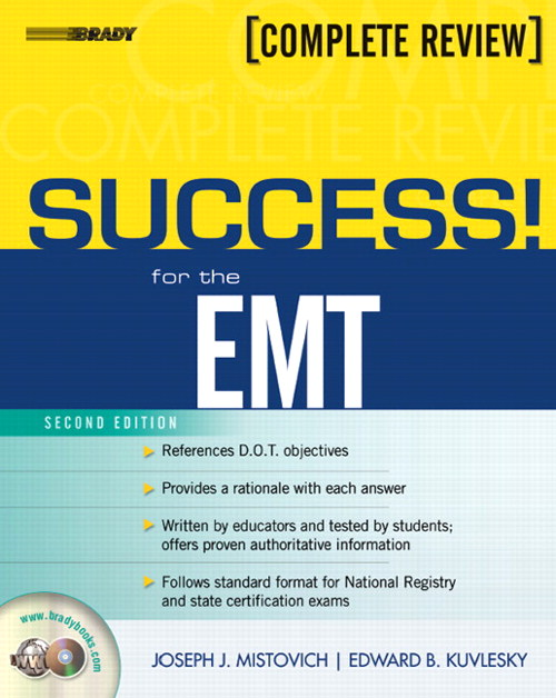 SUCCESS! for the EMT-Basic, 2nd Edition