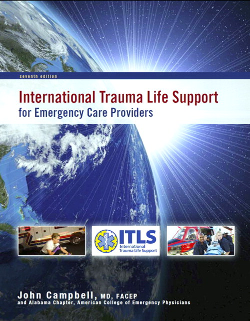 International Trauma Life Support for Emergency Care Providers and Resource Central EMS -- Access Card Package, 7th Edition