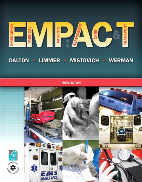 Emergency Medical Patients: Assessment, Care, and Transport and Resource Central EMS -- Access Card Package