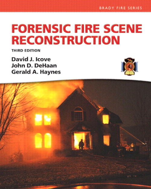 Forensic Fire Scene Reconstruction with Resource Central Fire -- Access Card Package, 3rd Edition