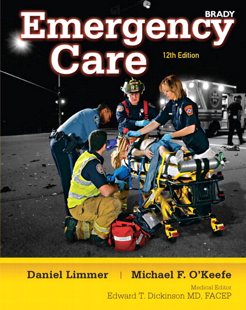 Emergency Care Plus NEW MyBradyLab with Pearson eText -- Access Card Package, 12th Edition