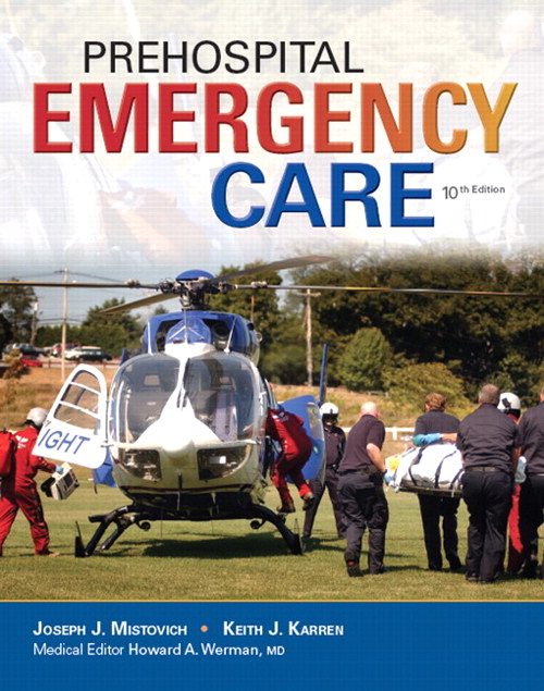 Prehospital Emergency Care, 10th Edition