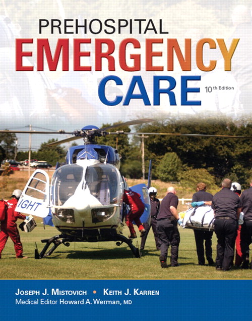 Prehospital Emergency Care Plus NEW MyBradyLab with Pearson eText -- Access Card Package, 10th Edition