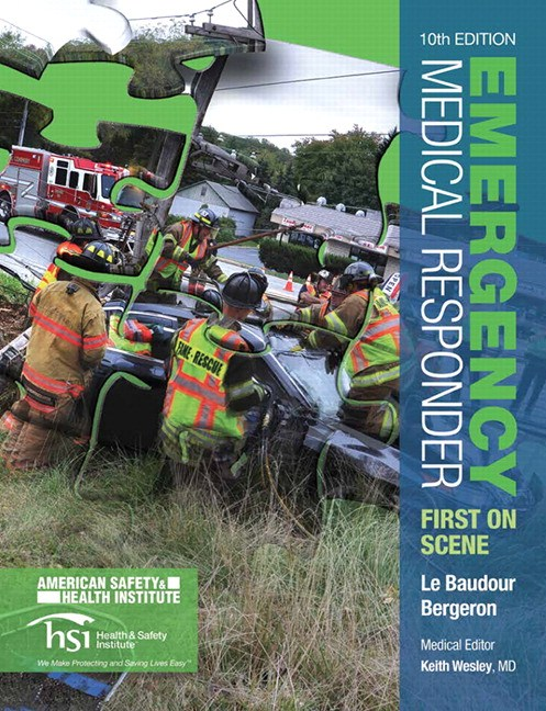 Emergency Medical Responder: First on Scene, 10th Edition