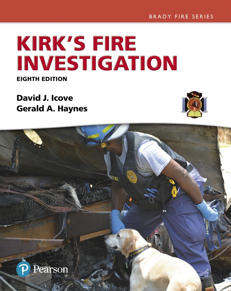 Kirk's Fire Investigation, 8th Edition