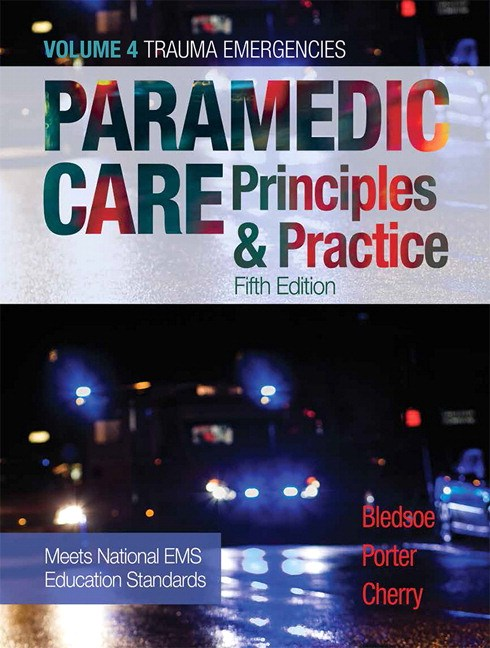 Paramedic Care: Principles & Practice, Volume 4, 5th Edition