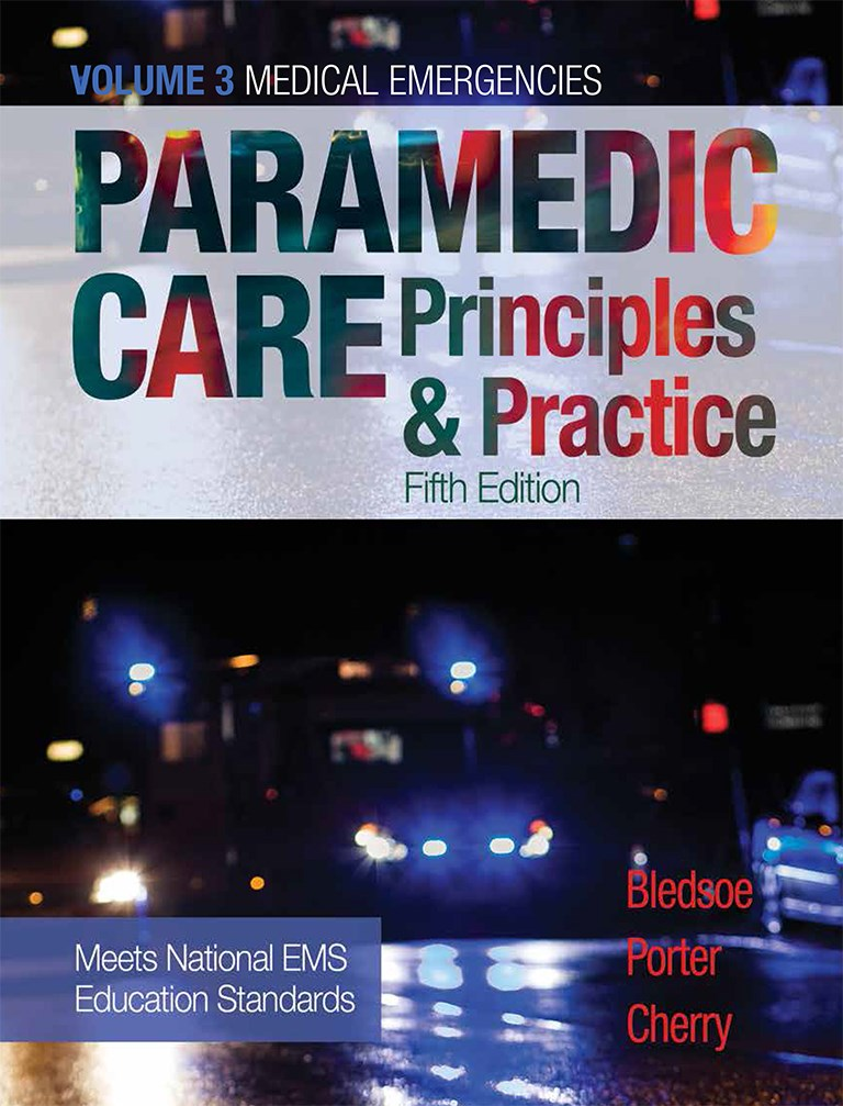 Paramedic Care: Principles & Practice, Volume 3, 5th Edition