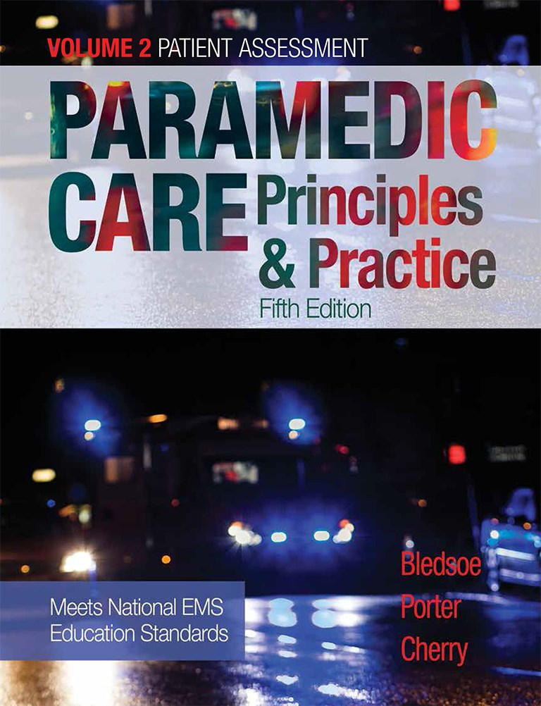 Paramedic Care: Principles & Practice, Volume 2, 5th Edition