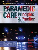 Paramedic Care: Principles & Practice, Volume 1, 5th Edition