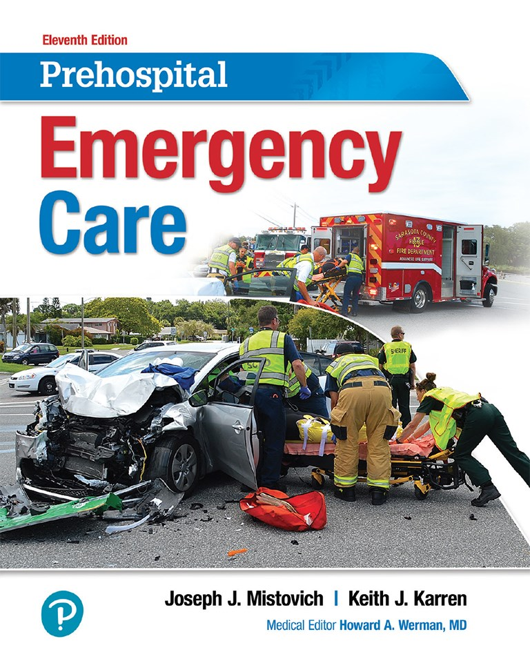 Prehospital Emergency Care, 11th Edition