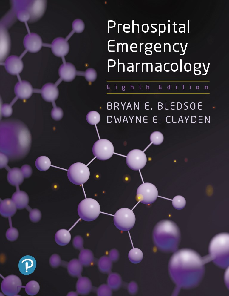 Prehospital Emergency Pharmacology, 8th Edition