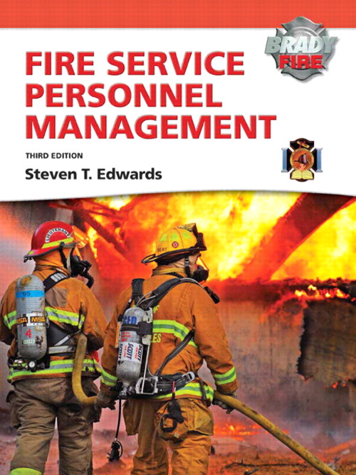 Fire Service Personnel Management with MyFireKit, 3rd Edition