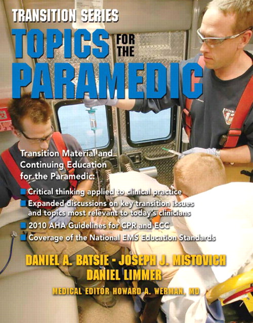 Transition Series: Topics for the Paramedic